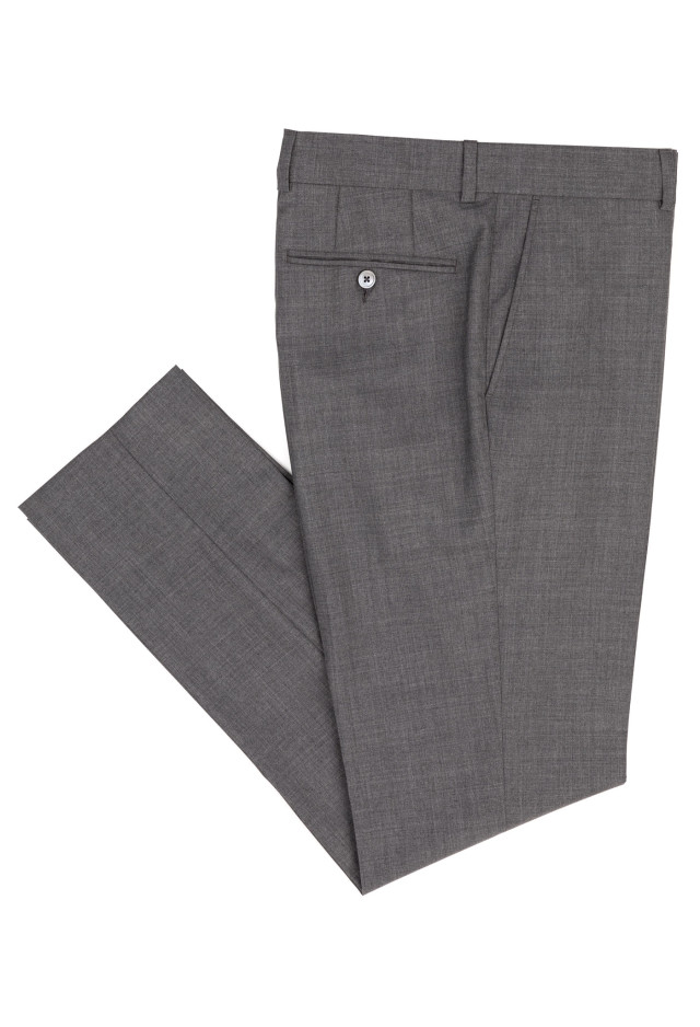 Light Grey Formal Trousers