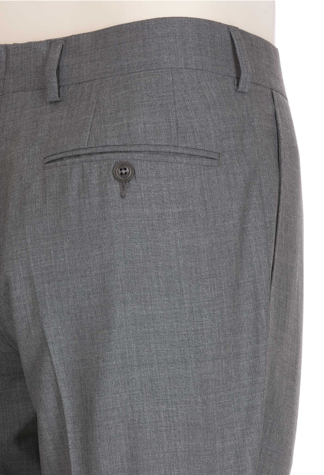 Man's Trousers - Light Gray